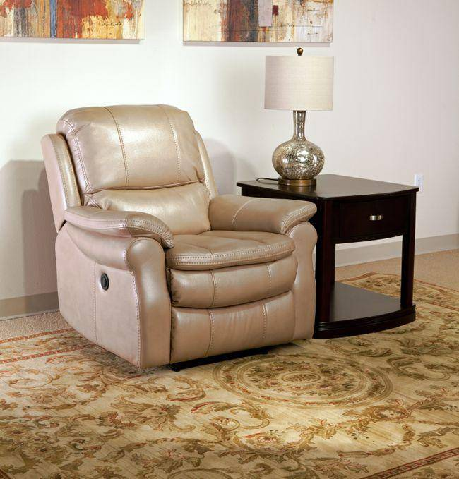 Discount furniture  motion furniture near me  Furniture warehouse     MJUN 812PSA Parker House Juno PWR RCLNR Chair
