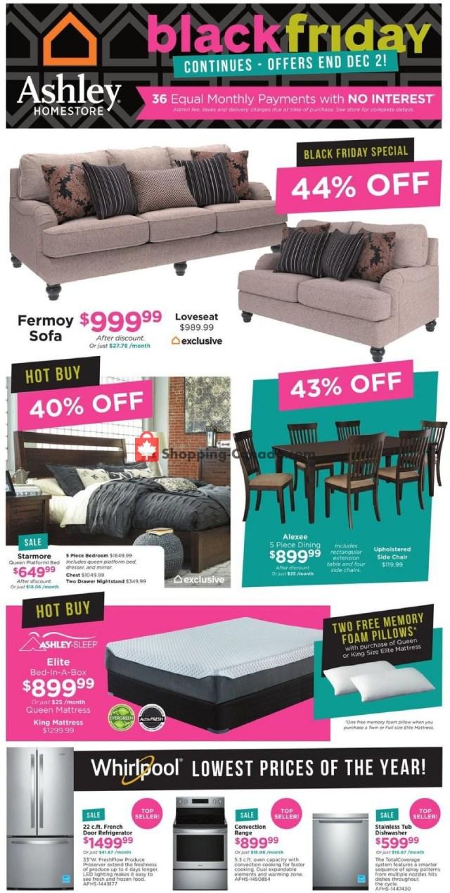black friday furniture deals canada