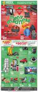Canadian Tire Canada Flyer One Week To Christmas December 13 December 24 2018 Shopping Canada