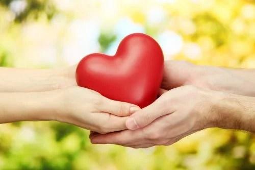 Partilhando coração