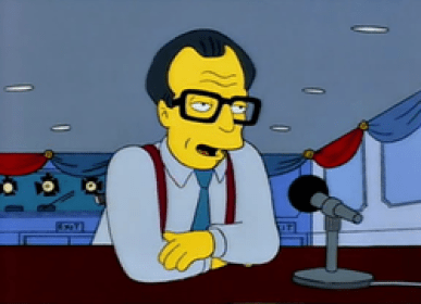 Larry King - Wikisimpsons, the Simpsons Wiki