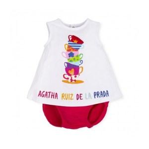 Agatha Ruiz de La Prada - Vestido Taças