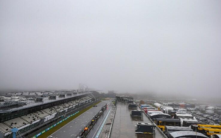 GP Eifel: cancellate le FP1 al Nurburgring per maltempo