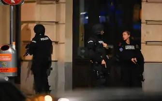 Fusillade À Vienne