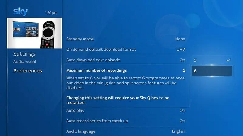 Using The Sky Sports Red Button Sky Help Sky Com