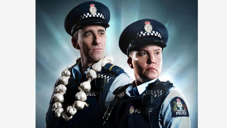 Cult mockumentary comedy from Grammy and Emmy award-winning Jemaine Clement and Oscar-winning Taika Waititi, Wellington Paranormal will be available this Spring on Sky.