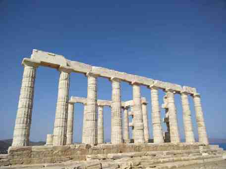 Visite du temple de Poséidon au Cap Sounion photo 4