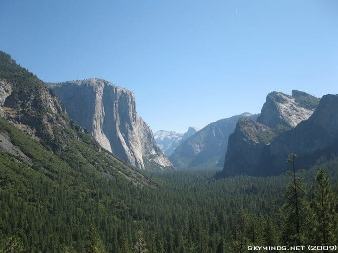Visite du Yosemite National Park photo 47