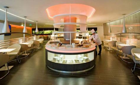 Image result for skyteam lounge