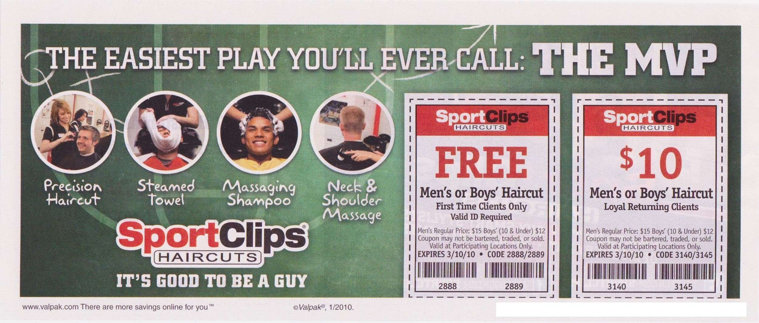 Sport Clips Mens Haircut Free Haircut For 1st Time