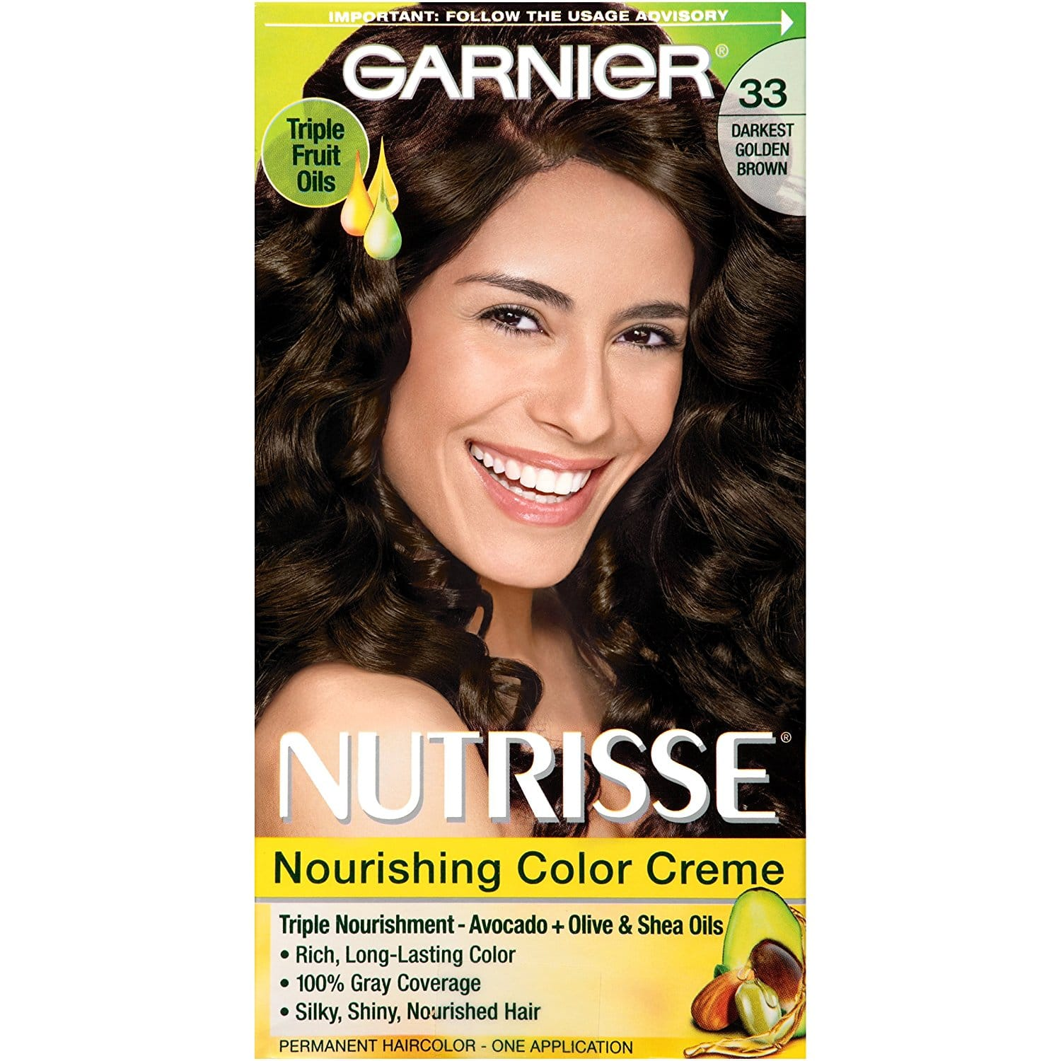 Amazon Add On Garnier Nutrisse Nourishing Hair Color