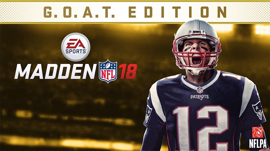 Madden NFL 18 GOAT Super Bowl Edition PS4 Digital