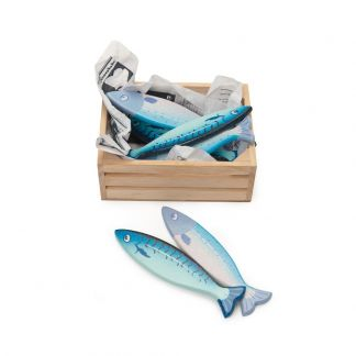 le toy van les poissons frais listing