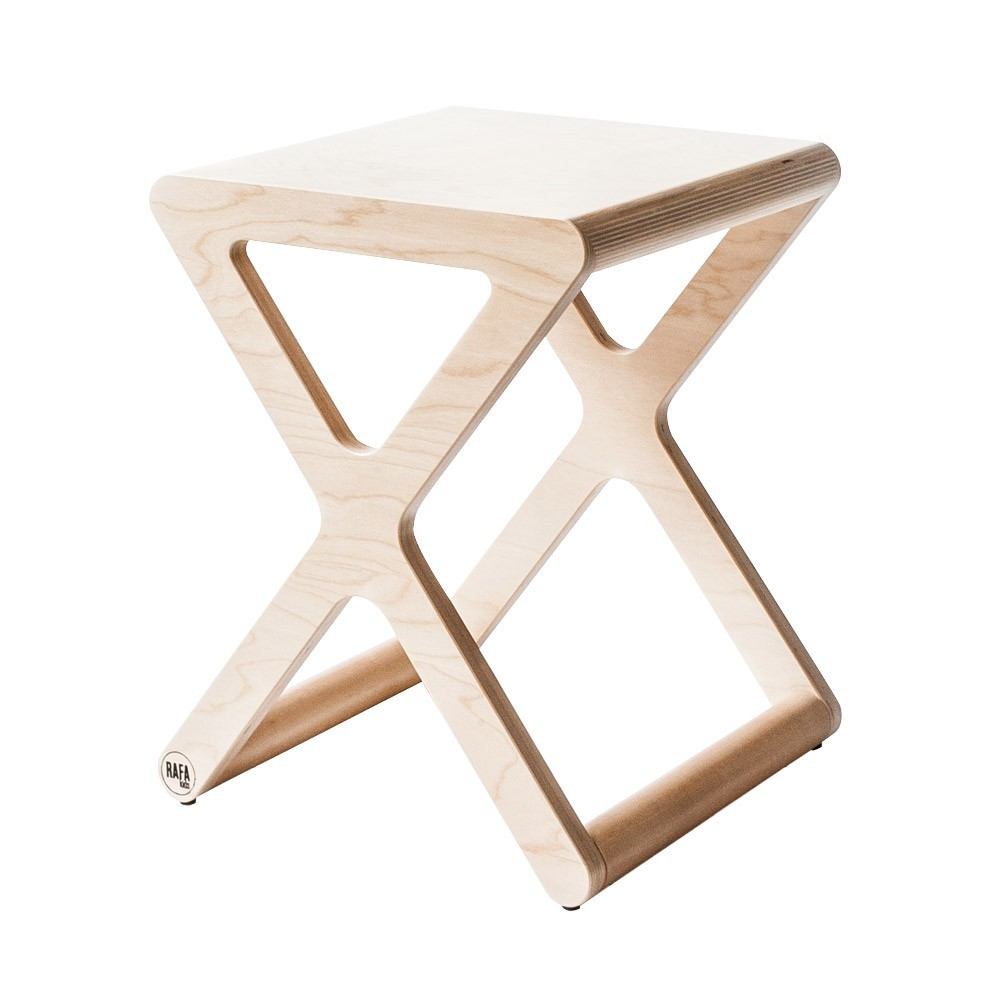 tabouret x stool naturel rafa kids design enfant