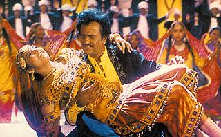 「ムトゥ踊るマハラジャ ダンスシーン」の画像検索結果