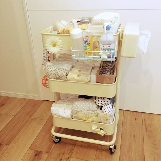 赤ちゃん服収納 ワゴン에 대한 이미지 검색결과