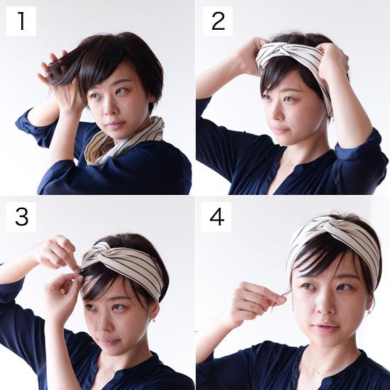 「ショートヘア ヘアバンド」の画像検索結果