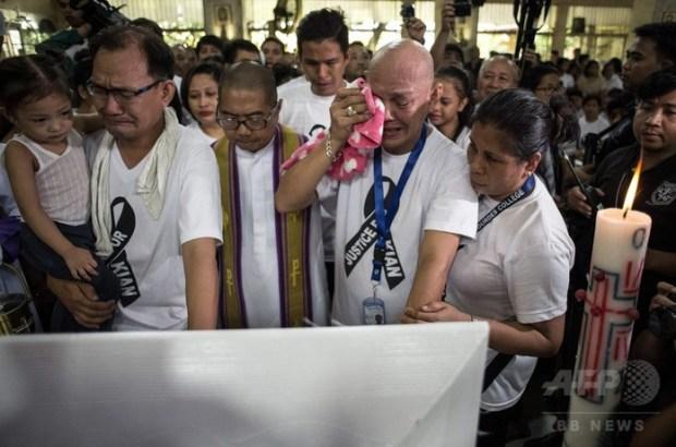「フィリピン 麻薬戦争 少年」の画像検索結果