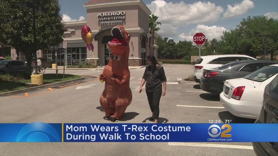 Image result for Dino-mom send children