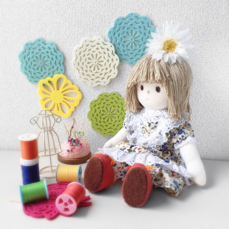 Image result for 手作り人形