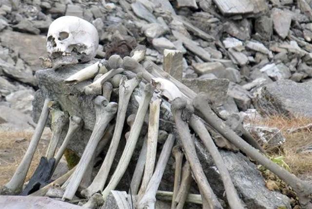 Image result for skeleton lake