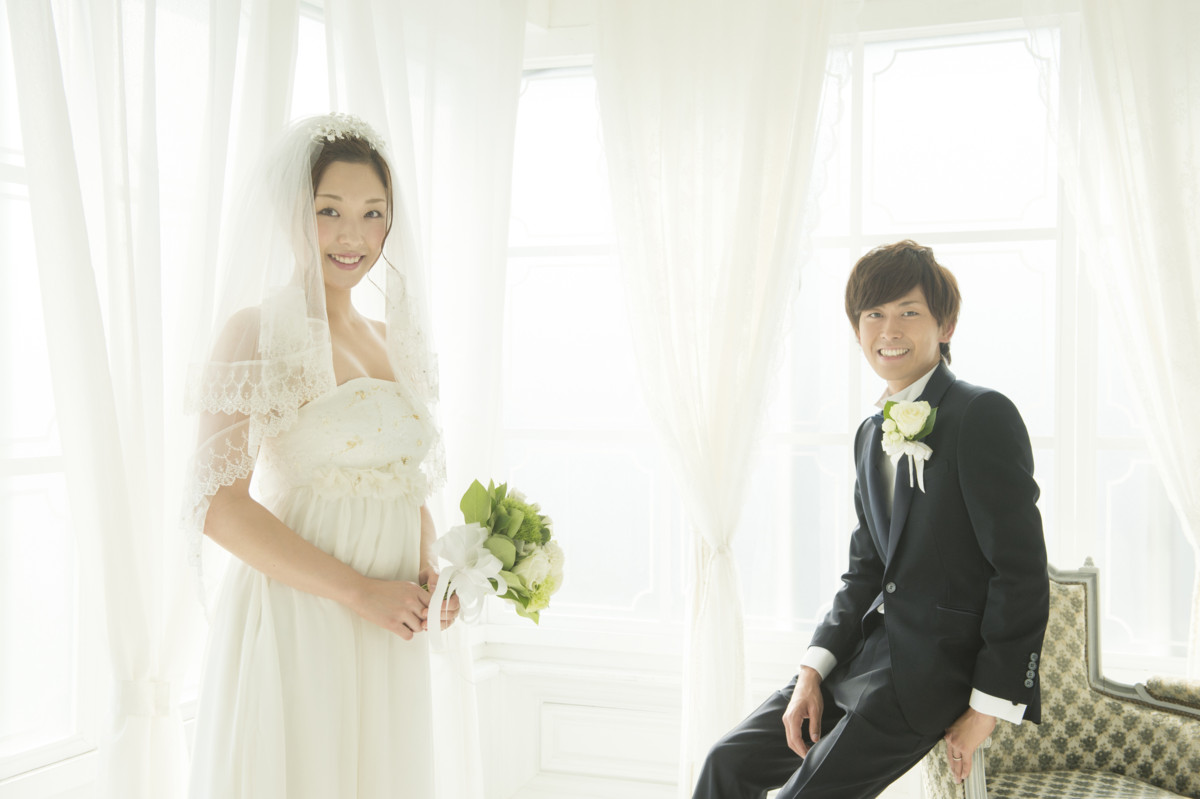 Image result for でき婚