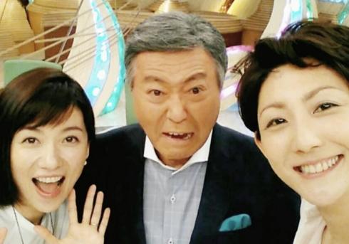 Image result for 小倉智昭 菊川怜