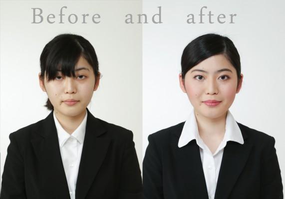 Image result for 前髪 学生 面接