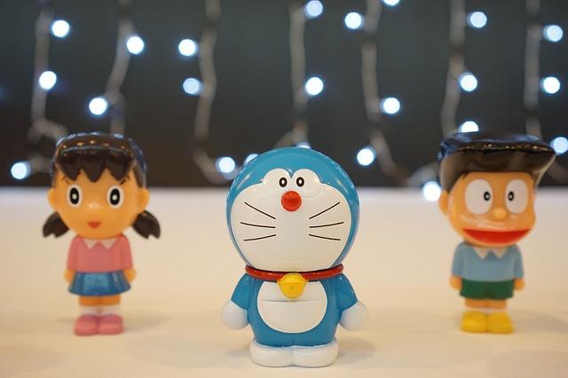 올, 장난감입니다, Manga, 문자에서 만화, 애니메이션, 드라마 애니메이션