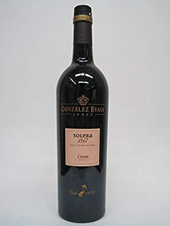 シェリー酒 ゴンザレス ソレラ 1847 クリームシェリー에 대한 이미지 검색결과