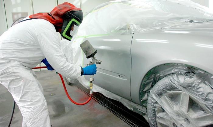 Resultado de imagen de pintura coche