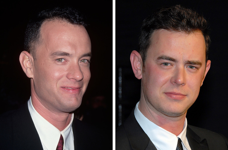 13 Celebrities and Their Children at the Same Age Who Look So Much Alike, We Can Hardly Tell the Difference