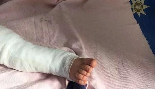 Ucrania: un bebé murió después de caer en un balde con agua ...