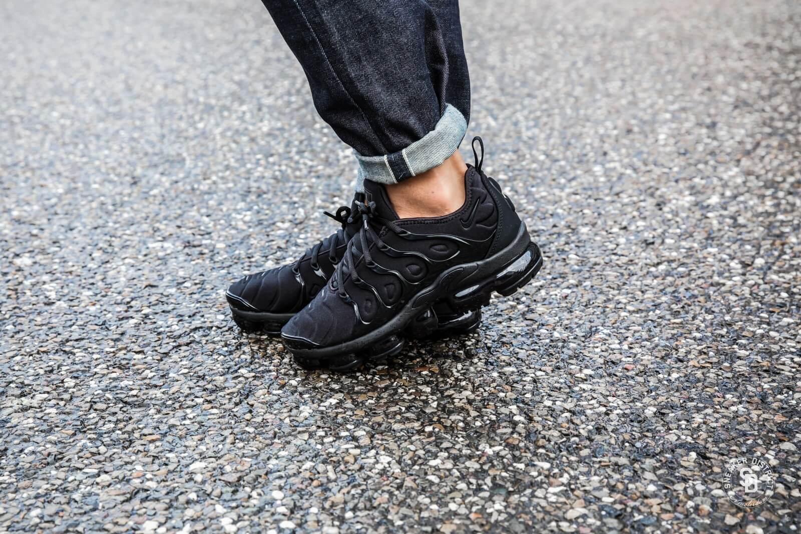 Nike Air Vapormax Plus BlackDark Grey 924453 004