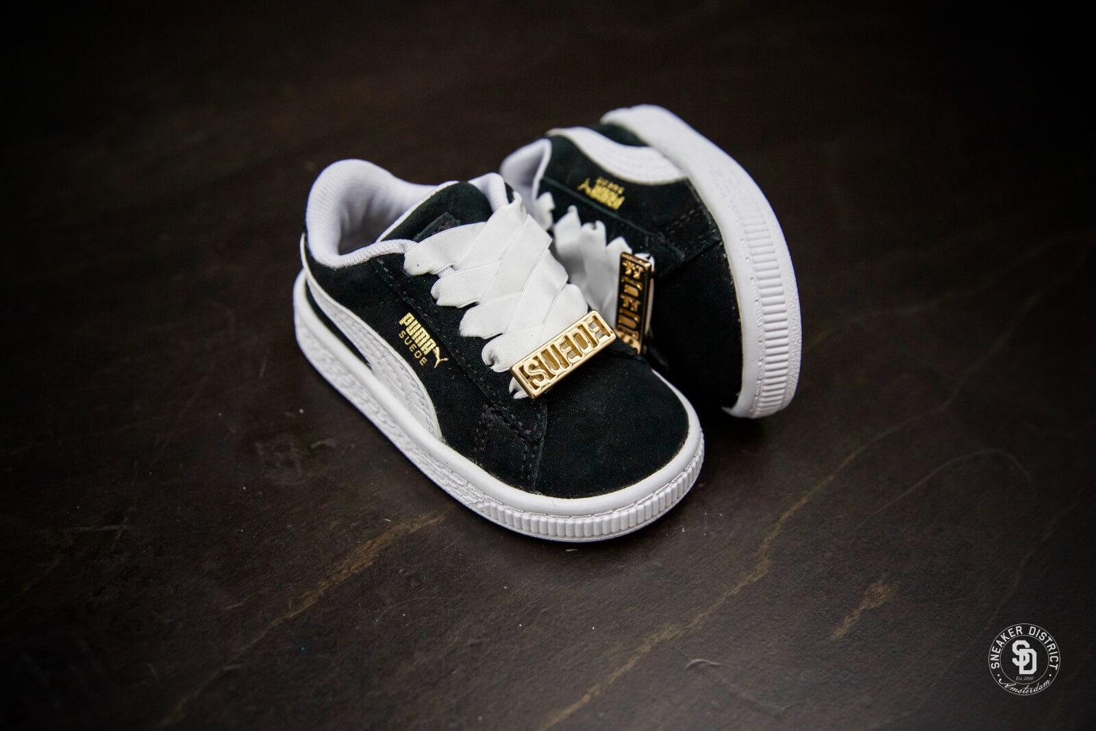 Puma Suede Classic BBOY Fabulous Infant Puma BlackPuma