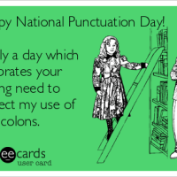 Happy Punctuation Day!?!?!
