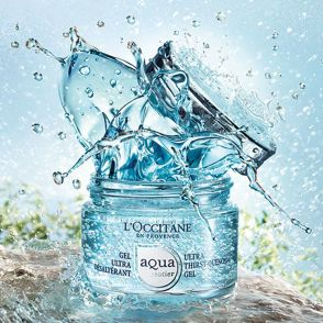 NEW! AQUA RÉOTIER Ultra Thirst-Quenching Gel