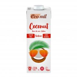 Latte di Cocco Senza Zucchero