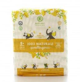 Pannolini 100% Naturali Ipoallergenici