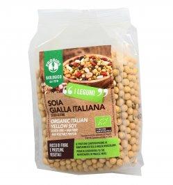 Soia Gialla Italiana Biologica - Senza Glutine