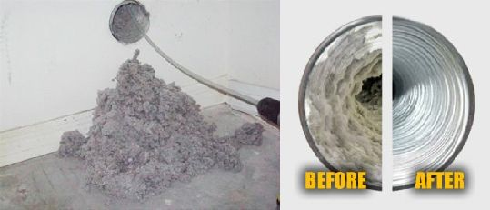 dryer duct cleaner all temp solutions inc