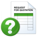 screed quotation request, screed quotation
