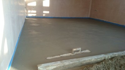 screed smoothing compound
