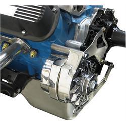 Ford 289302 Chrome OEM Alternator Brackets | eBay