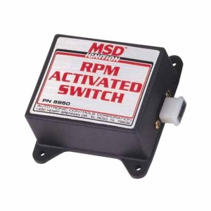 MSD 8950 RPM Activated Switch  Free Shipping @ Speedway