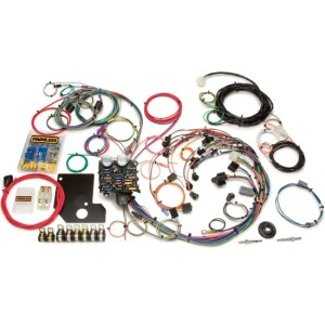 Painless 20110 19661967 Chevy IINova 21 Circuit Wiring Harness