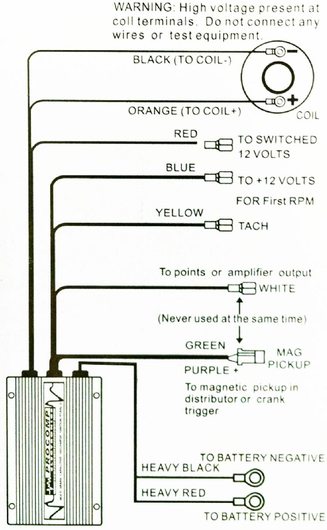 mallory magnetic breakerless distributor wiring diagram mallory mallory ignition wiring diagram the wiring on mallory magnetic breakerless distributor wiring diagram
