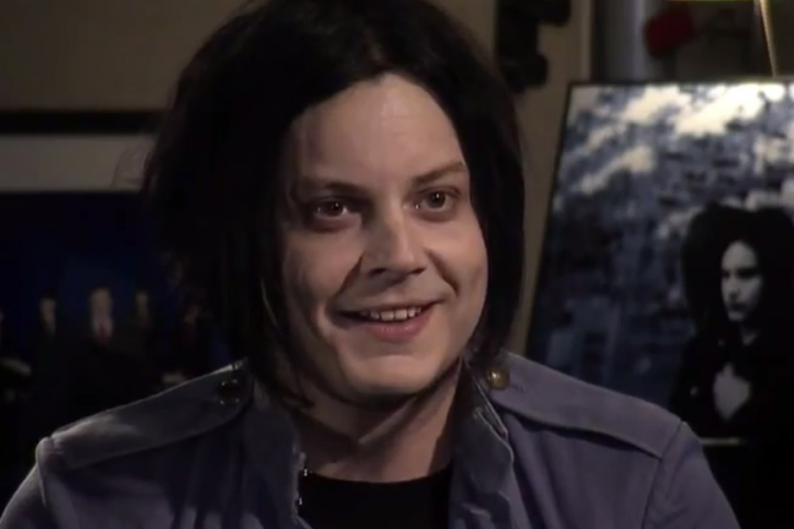 Image result for jack white 2012