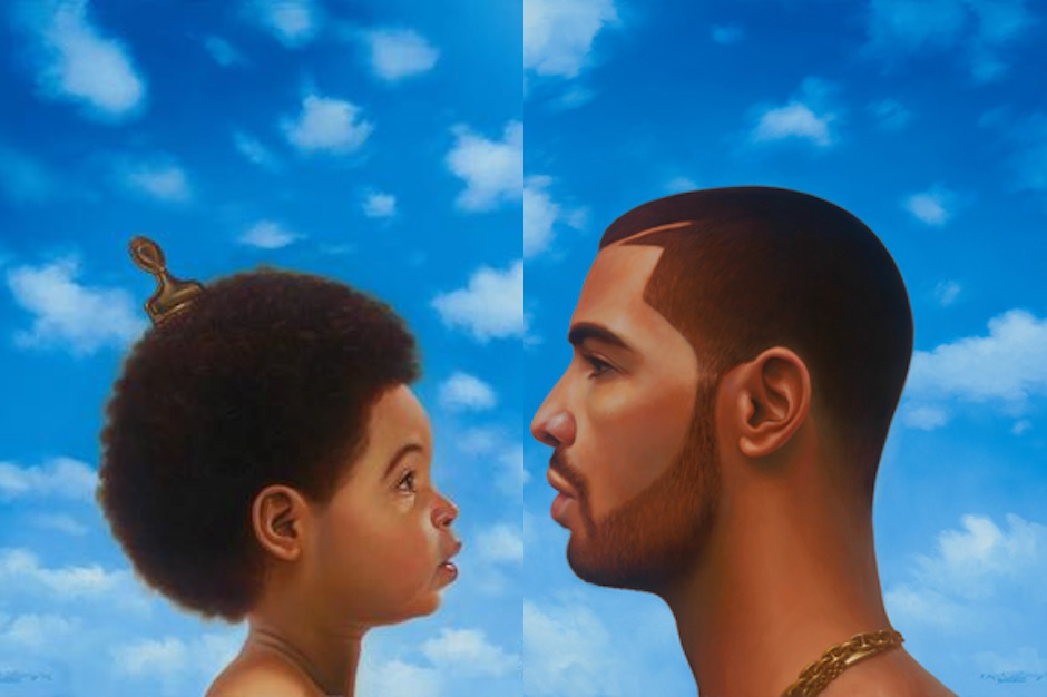 Image result for nothing was the same album cover
