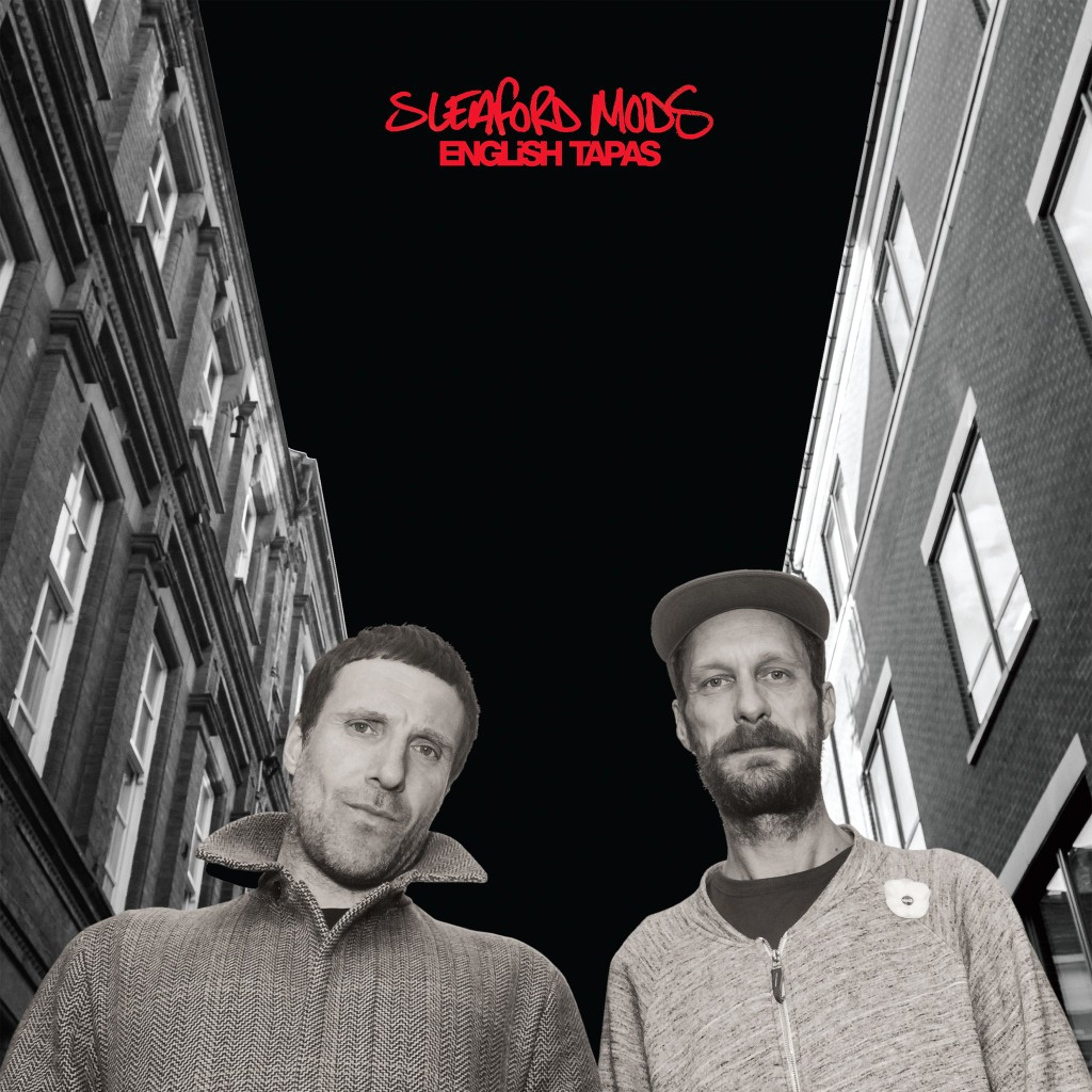 Image result for sleaford mods english tapas